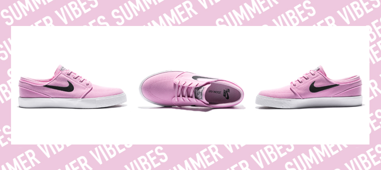 Summer Vibes Nike SB Pink