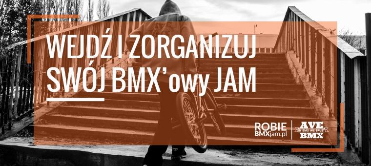 Robię BMX Jam