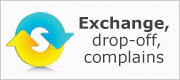 Exchange / Drop-off / Complains